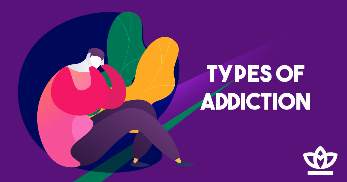 Different forms of addiction
