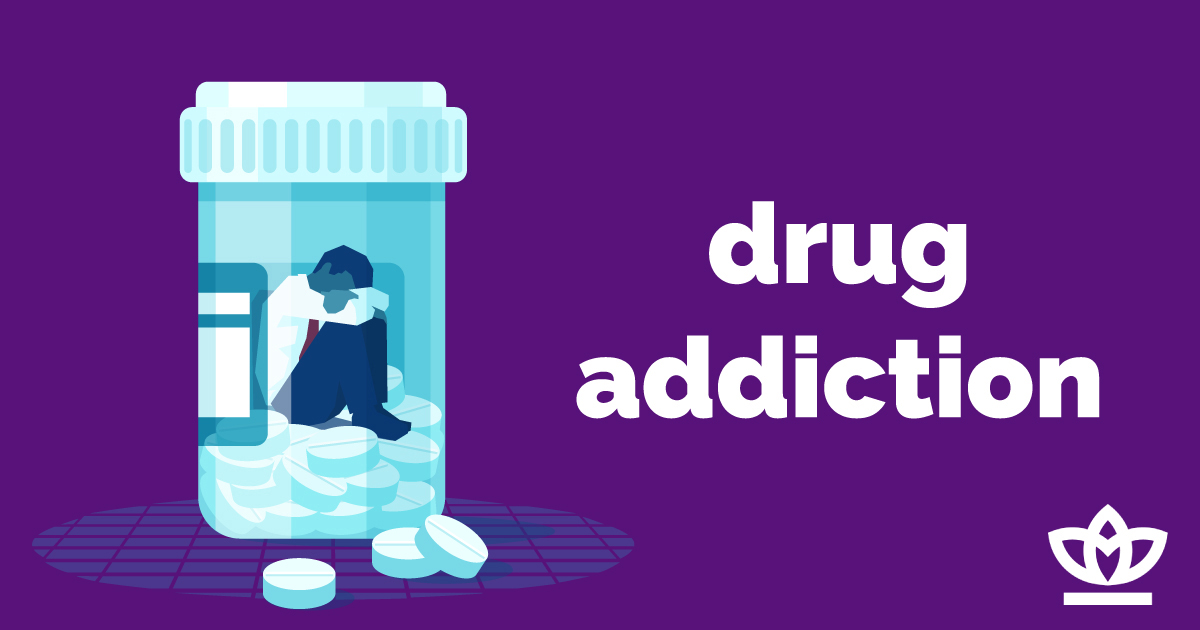all about drug addiction explained