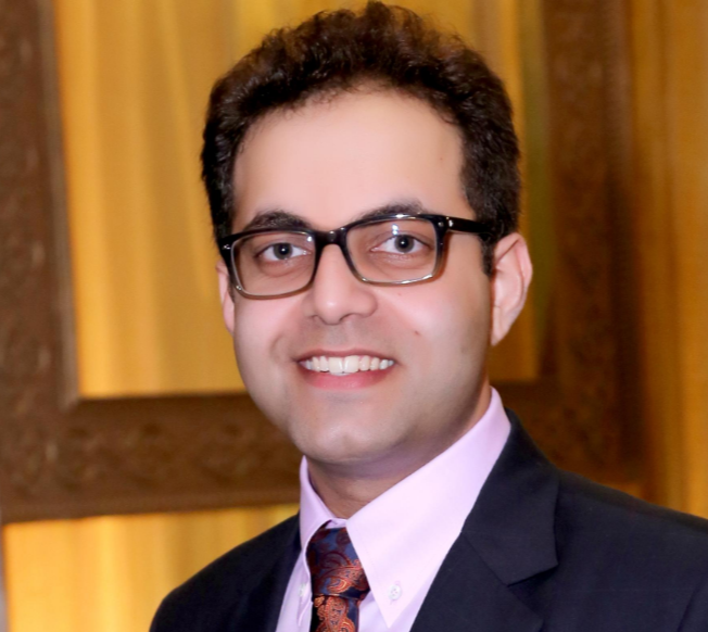 Dr Anuneet Sabharwal