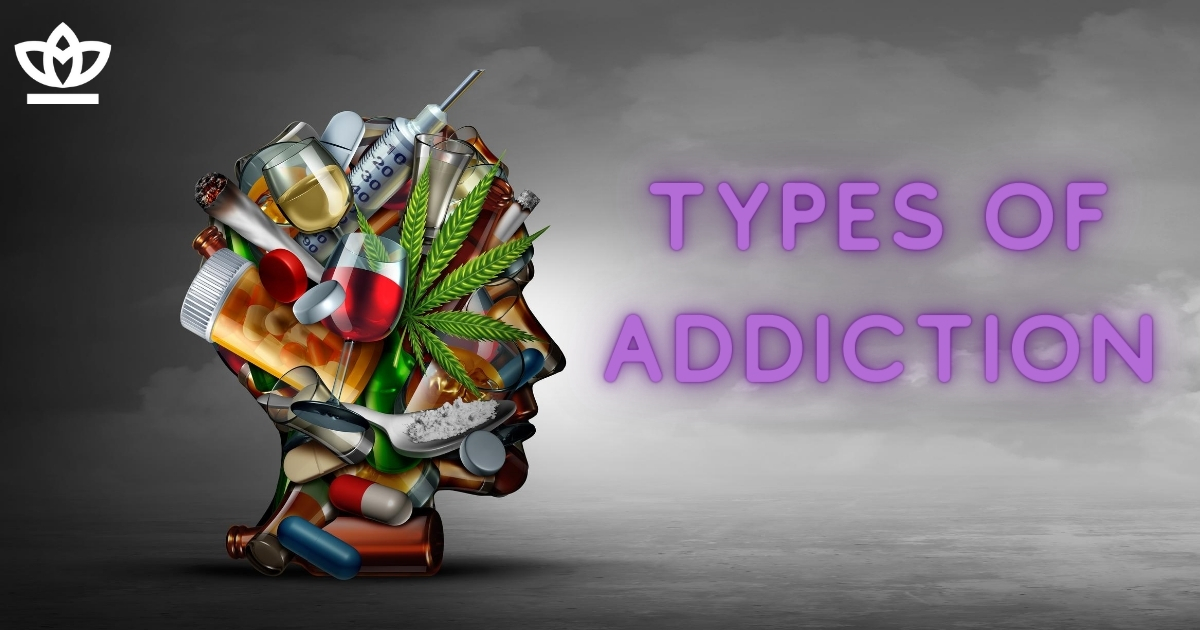 Types of addiction explained