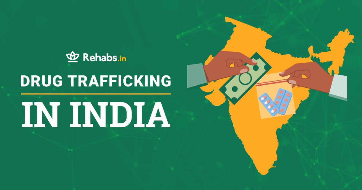 drug trafficking in india