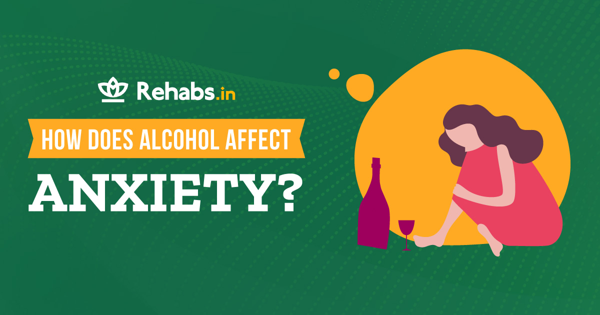 effect of alcohol on anxiety