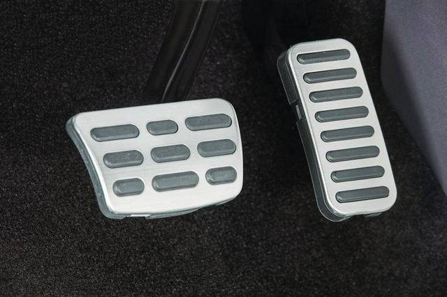Sport Pedals, Automatic
