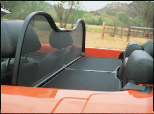 Wind-Stop Convertible