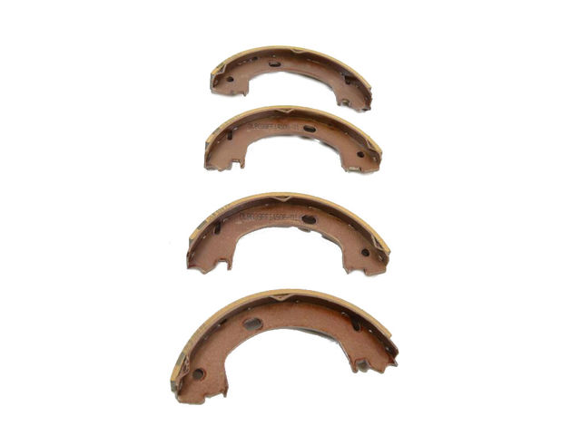 Park Brake Shoes, Rear, Left, Right