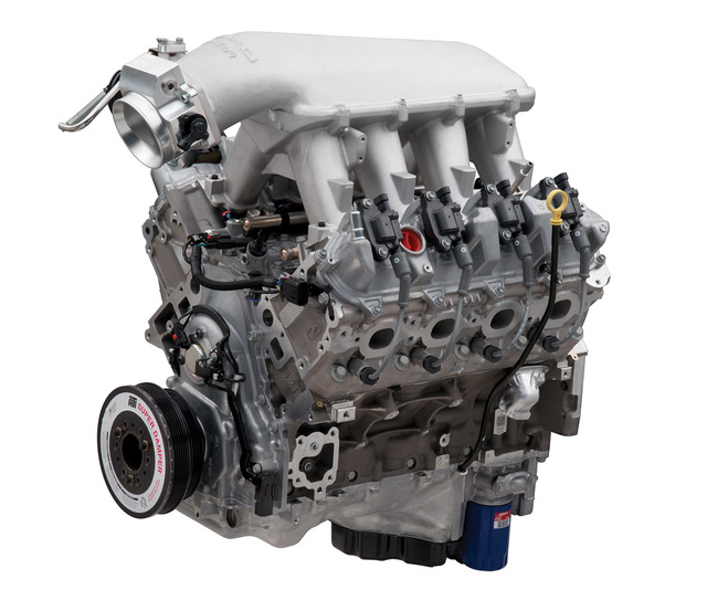 Copo Left - Nhra Rated AT 410 Hp (2016-2017)