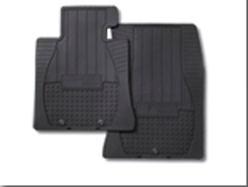 Front Setfloor Mats, All Weather
