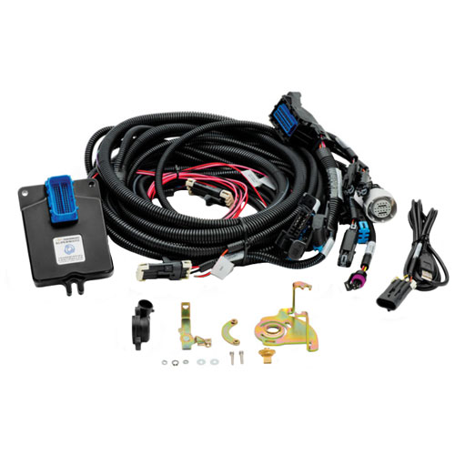 Supermatic(Tm) 1996-2008 4L60-E Transmission Control System For Carbureted Small-Block, Big-Block And