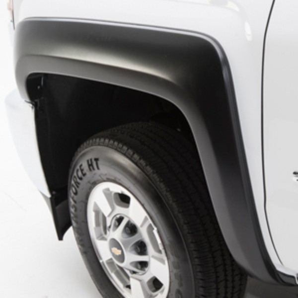Fender Flares, Rugged Look