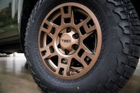 4RUN Trd Wheel W Cen - Toyota (PTR20-35110-F5)