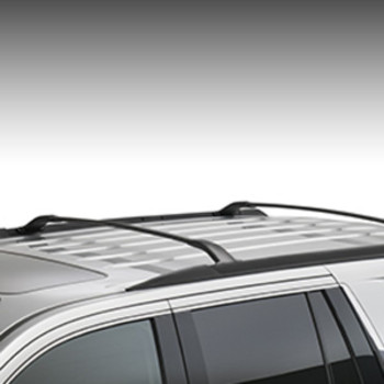 Roof Rack Cross Rails, Removable, Black - GM (84683395)