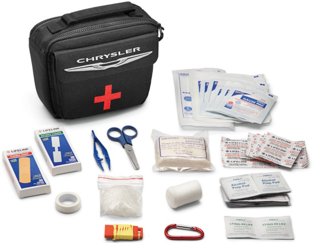 Roadside Assistance Kit, First Aid - Mopar (82214549)
