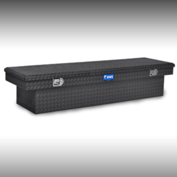 Bed Tool Box, Low Profile By Uws (Thuleandreg;)