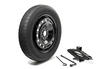 Wheel Kit, Spare (V6 Only) ***DOES NOT INCLUDE TIRE***