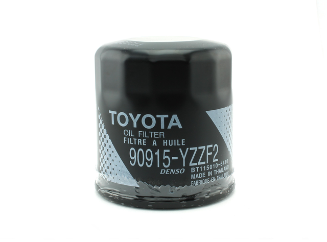 Oil Filter - Toyota (90915-YZZF2)