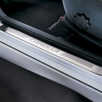 Door Sill Enhancements - Toyota (PTS21-02030)