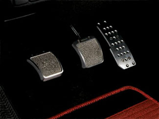 Mugen Sports Pedal (Automatic Transmission