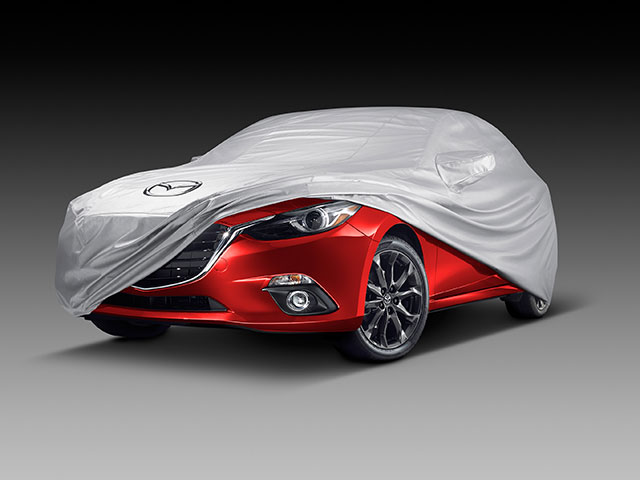Vehicle Cover - Mazda (0000-8J-L21)