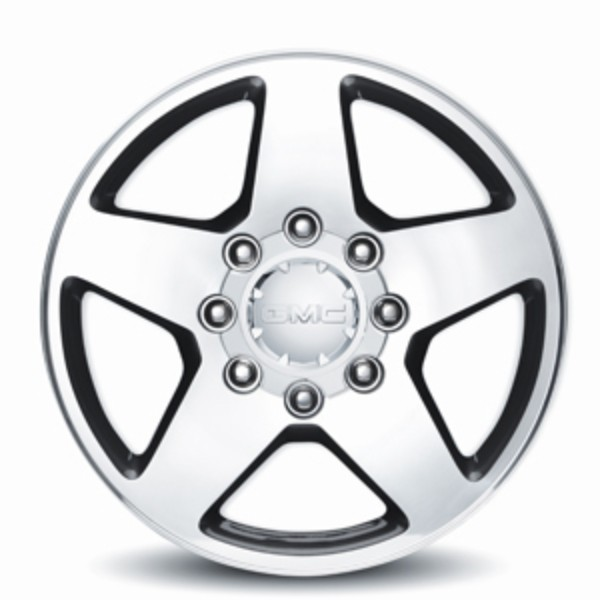 "20"" Wheel, Polished Aluminum"