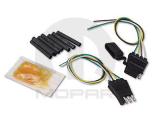 Vehicle And Trailer Side Repair Kit- 4-Way