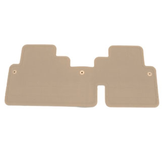 Floor Mats, Carpet, Rear - GM (22865748)