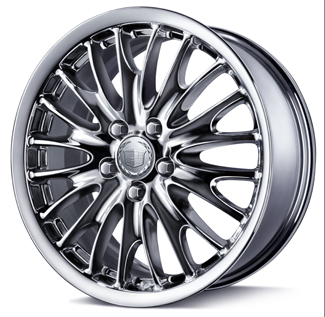 "17"" Wheel, Chrome"