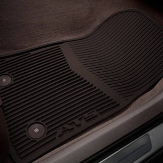 Floor Mats, All-Weather - GM (22927633)