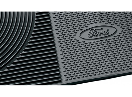 Floor Mats, All Weather, Front Set - Ford (6C2Z-1613086-A)