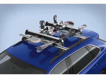 Roof Cross Bar Kit For Factory Rails - Ford (VFT4Z-7855100-A)