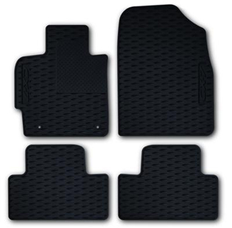 Floor Mats, All Weather - Mazda (0000-8B-M08)