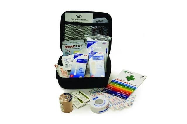 First Aid Kit, Small - Kia (00083-ADU13)