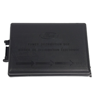 cover fuse panel ford f6tz 14a003 a. Black Bedroom Furniture Sets. Home Design Ideas