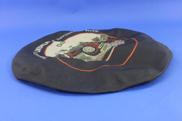 Cover, Spare Tire, Fun Is Standard - Mopar (82210886AB)