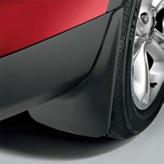 Splash Guards, Molded Front