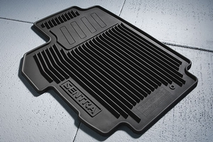 Floor Mats, All Season Rubber