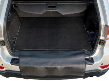Cargo Area Mat - Reversible