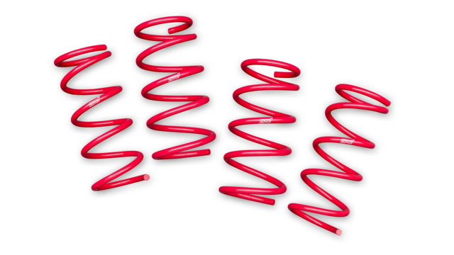 Sti Performance Springs, Automatic - Subaru (B2010CA100)