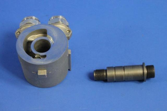Engine Oil Filter Adapter - Mopar (68166516AF)