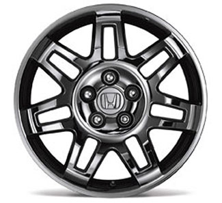 18 Chrome-Look Alloy Wheels - Honda (08W18-SZA-101)