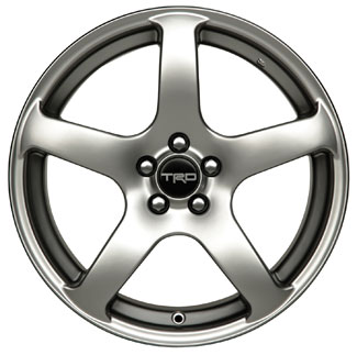 "18"" Trd, Wheel - Toyota (PTR18-21070)"