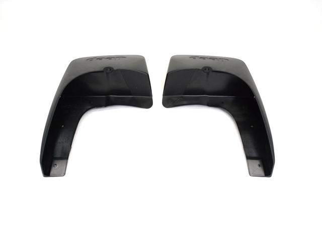Splash Guards, Molded, Rear - Mopar (82210747)