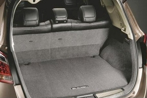 Carpeted Cargo Mat (Black)