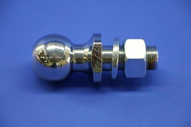 Genuine Chrysler Accessories 82213563 Chrome 1-7//8 Hitch Ball