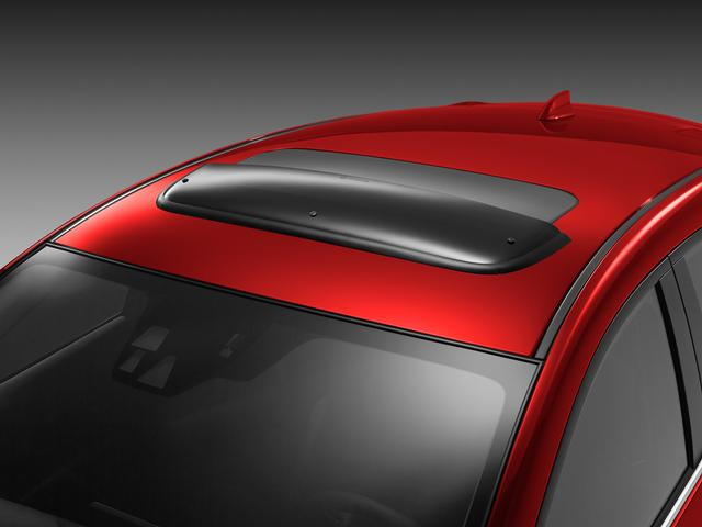 Air Deflector, Moonroof - Mazda (0000-8P-L45)