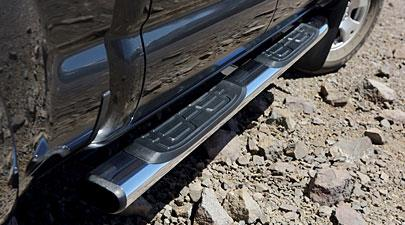 Assist Steps, Tube Steps, Short - Toyota (PT767-35121)