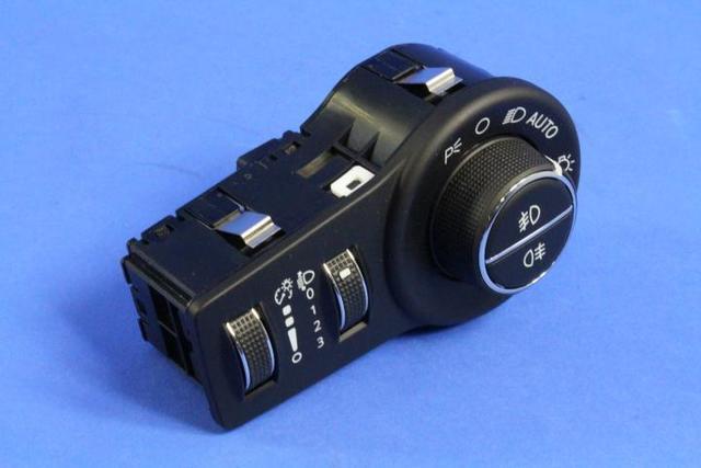 Switch-Headlamp Leveling