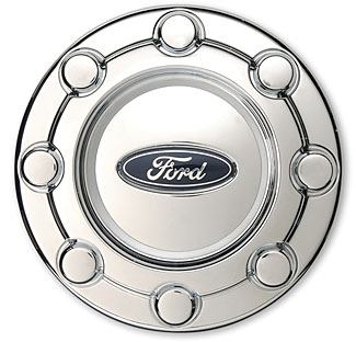 Wheel Center Caps (Srw Only) - Ford (5C3Z-1130-YA)