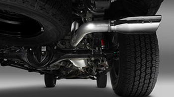 Exhaust System, Cat-Back, Trd