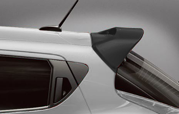 Spoiler, Rear Roof, Color Studio - Nissan (999J1-63NA6)