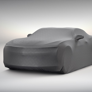 Cover, Vehicle, Indoor, Gray - GM (23457480)
